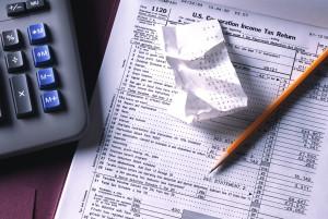Налоговые расчеты