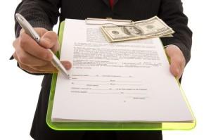 Предложение подписать договор