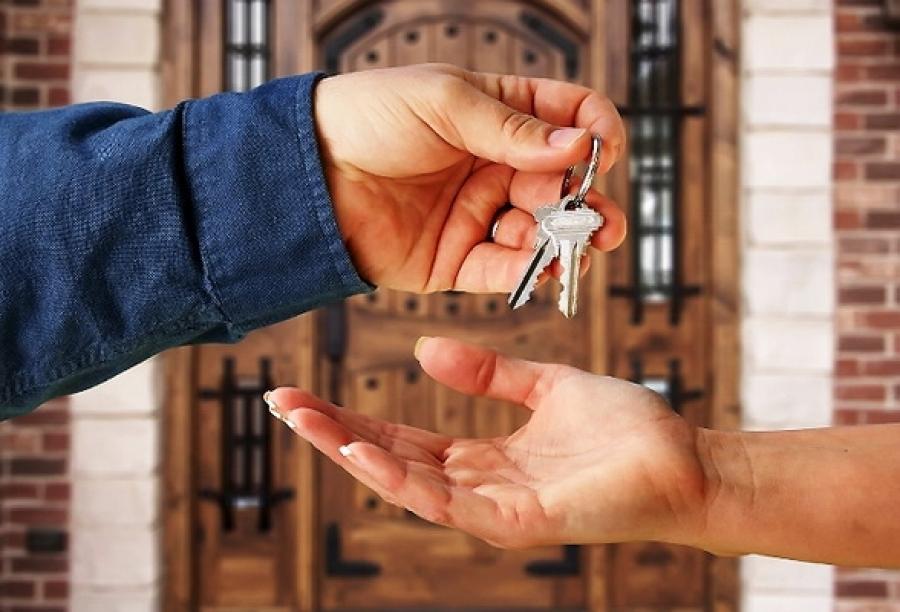 Ключи передают в другие руки