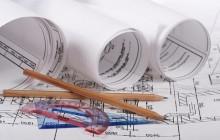 Чертежи и карандаши
