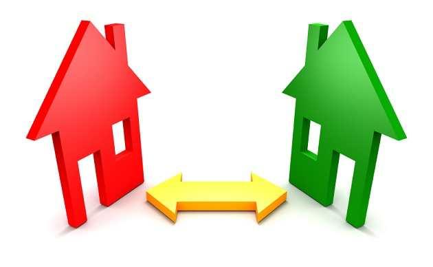 Как правильно разменять квартиру