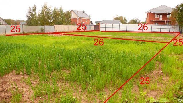 Размежевание земельного участка между двумя собственниками