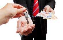 Передача ключей и денег