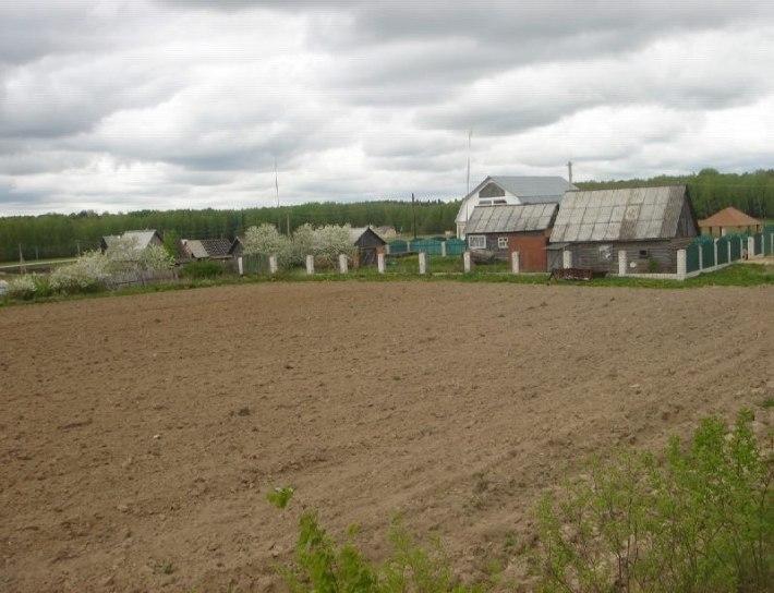 Право на земельный участок в силу приобретательской давности