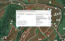 Учтенный земельный участок