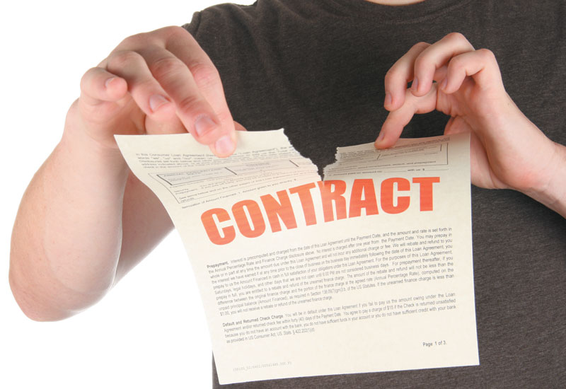 Как успеть — расторжение договора купли продажи недвижимости
