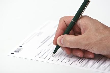 Заполнение декларации об объекте недвижимого имущества