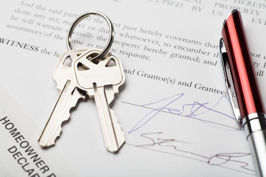 Оформление договора аренды квартиры