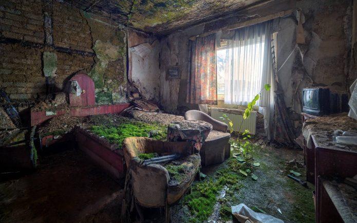Плохие жилищные условия