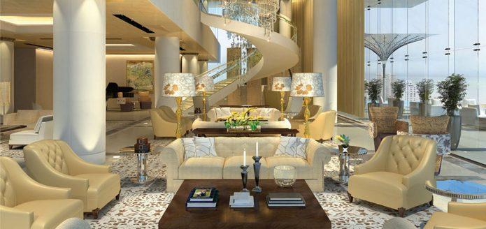 Интерьер самого красивого дома в мире