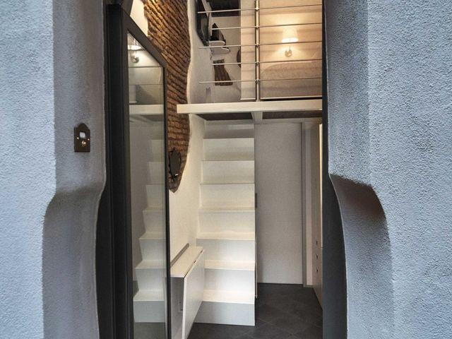 Самая маленькая квартира в Италии