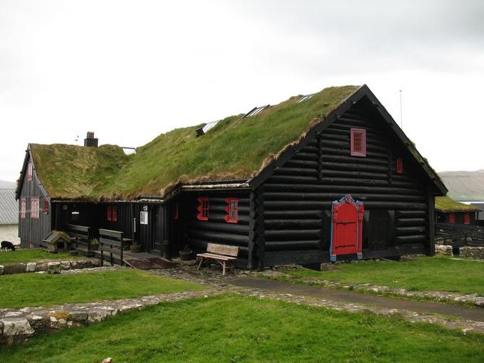 Самый старый дом из дерева
