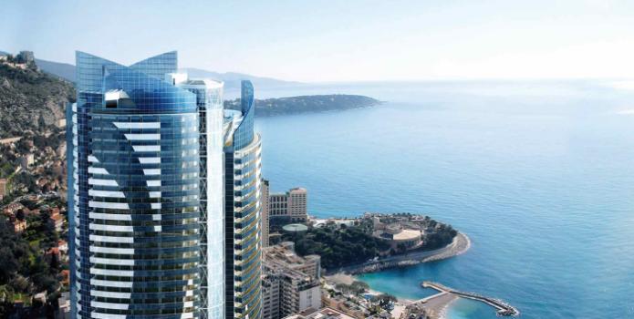 Самая дорогая квартира в мире на побережье