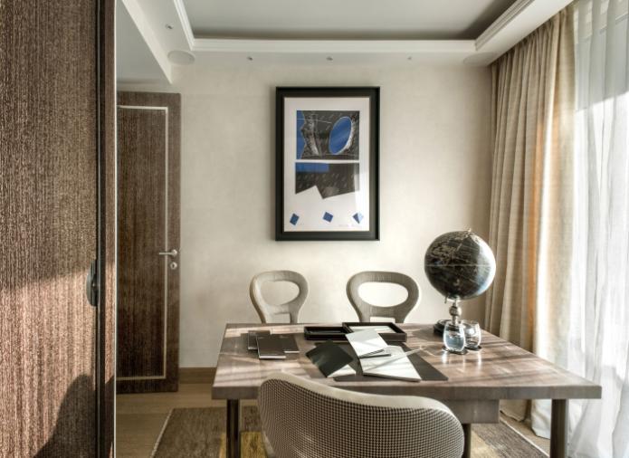 Дизайн самой дорогой квартиры в мире