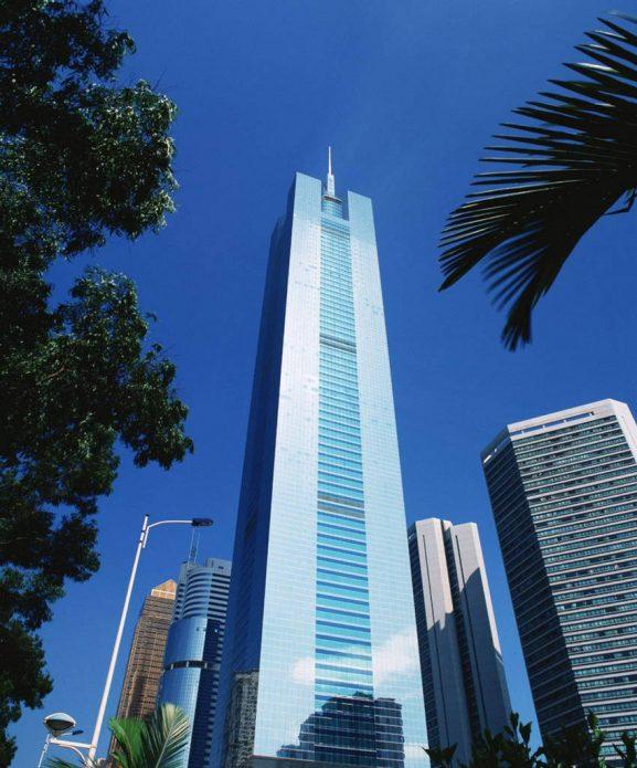 Башня CITIC