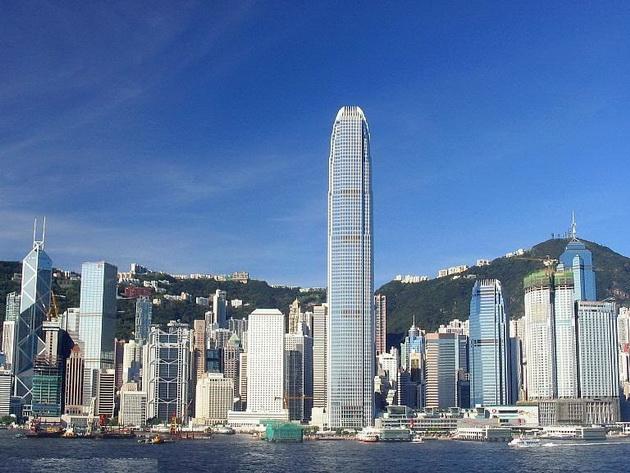 Международный финансовый центр Гонконга
