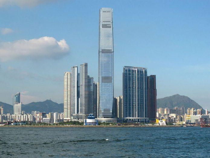 Международный коммерческий центр Гонконга