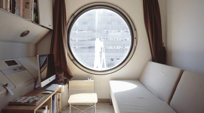 Самая маленькая квартира в Японии