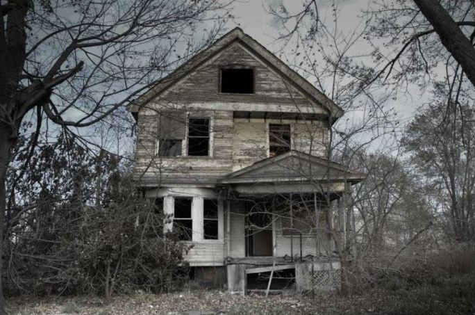 Дом с печальной историей