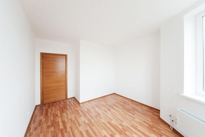 Квартира с отделкой