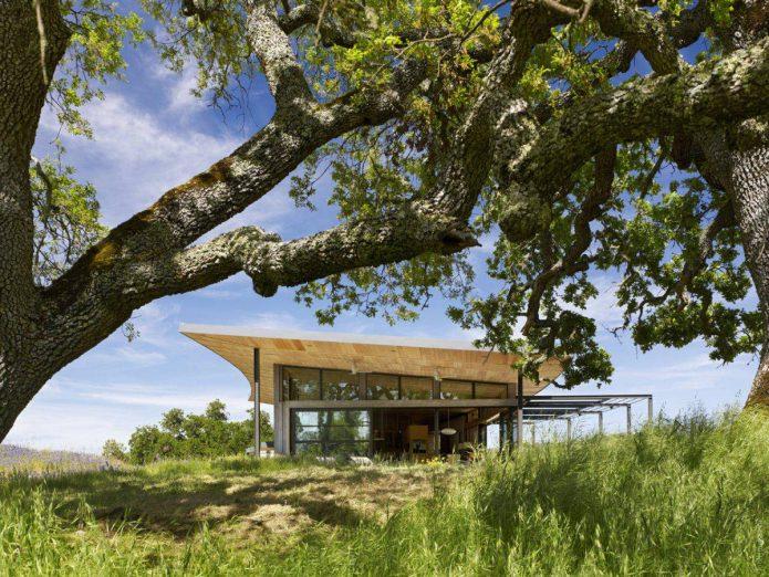 самые экологичные дома мира