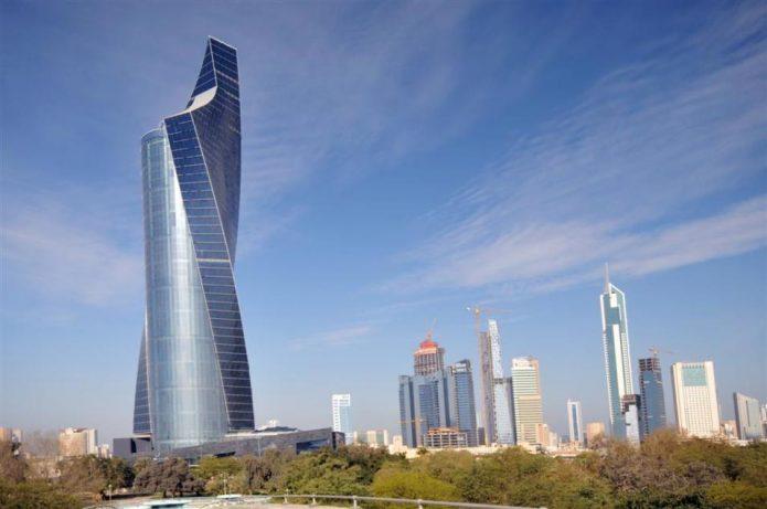Al Tijaria Tower в Кувейте