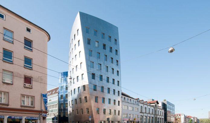 Gehry Tower в Германии