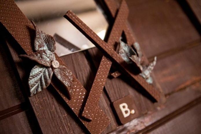коттедж из шоколада во франции