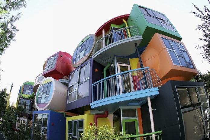Инновационный жилой комплекс Reversible-Destiny Lofts