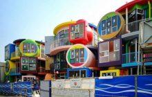 инновационный жилой комплекс reversible destiny lofts