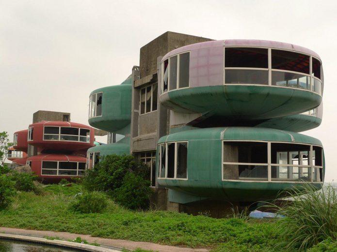 Мистический жилой комплекс на Тайване