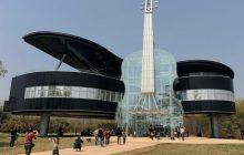 Музыкальное здание Хуайнань, Китай