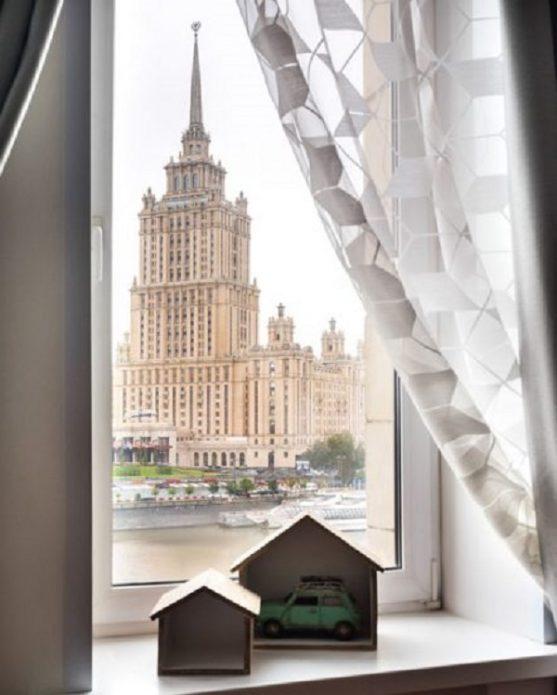 квартира ксении собчак в москве