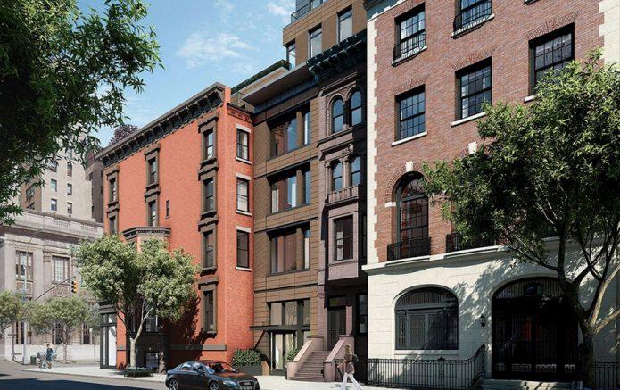 Три дома Романа Абрамовича в Нью-Йорке