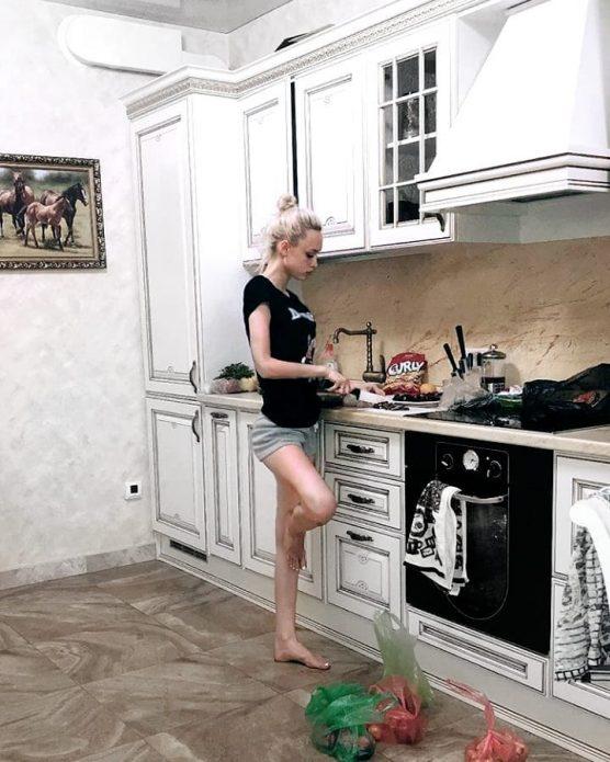 Кухня Дианы Шурыгиной
