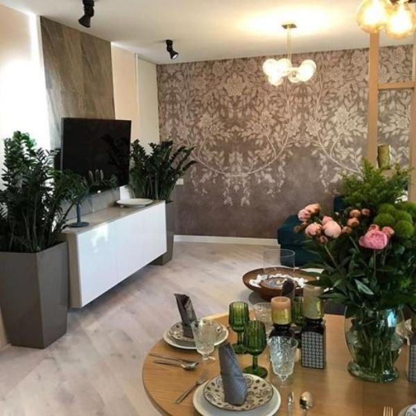 Новая квартира Сергея Светлакова