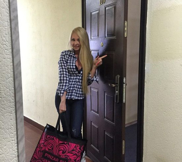 Квартира Пынзарей под Москвой