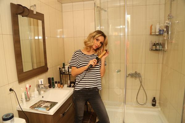 Светлана Лобода в ванной