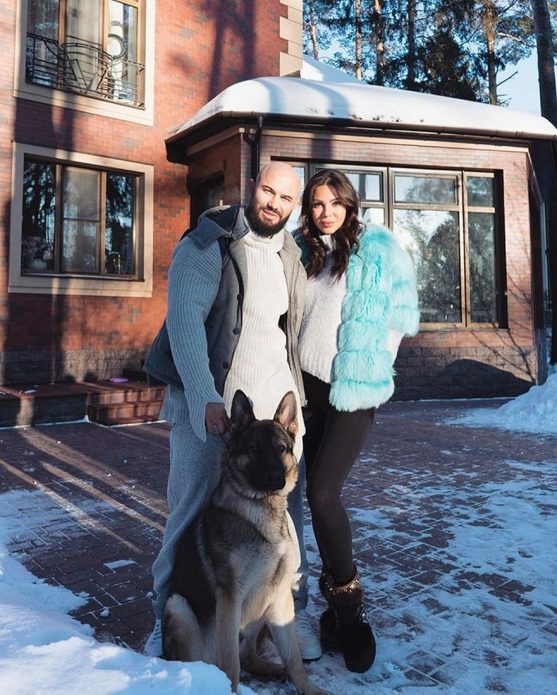 Новый дом Джигана и Оксаны Самойловой