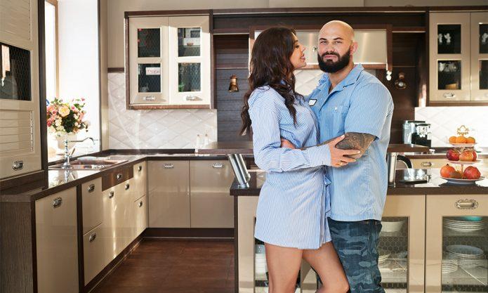 кухня Джигана и Оксаны Самойловой