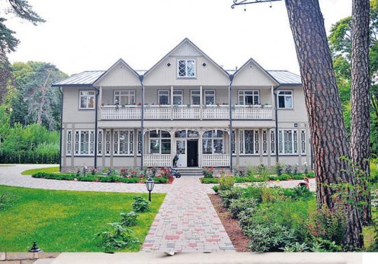 Съёмный дом Мартиросяна