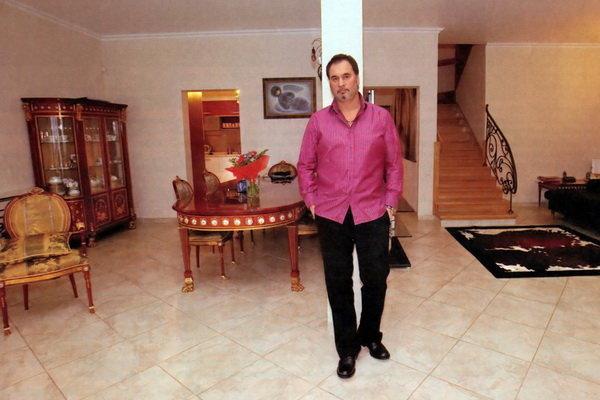 Меладзе в своём доме