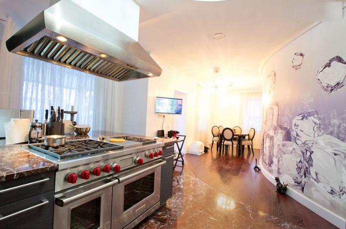 Кухня Успенской