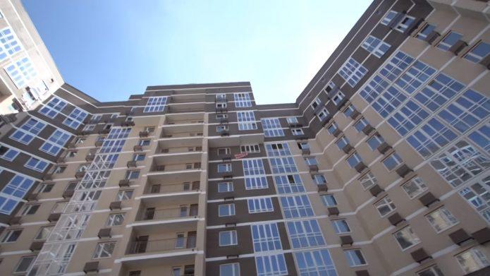 Дом, в котором живёт Башаров