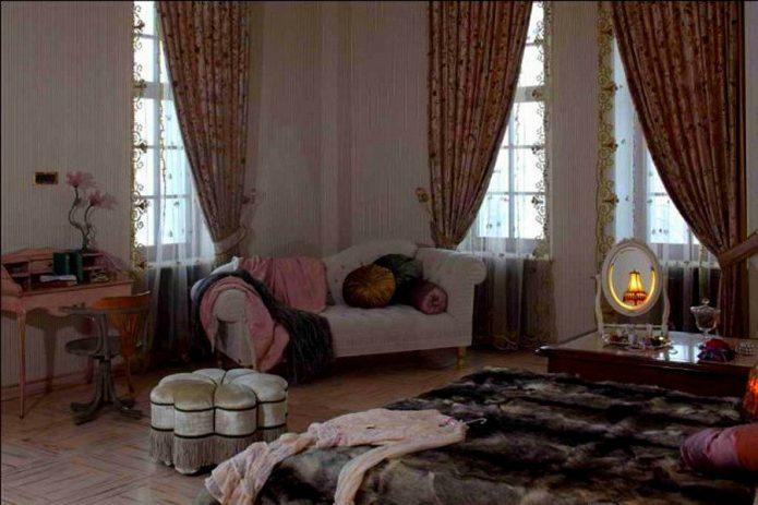 Дом Пугачёвой и Галкина