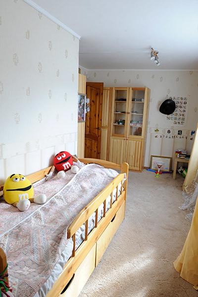 Детская в доме Антона