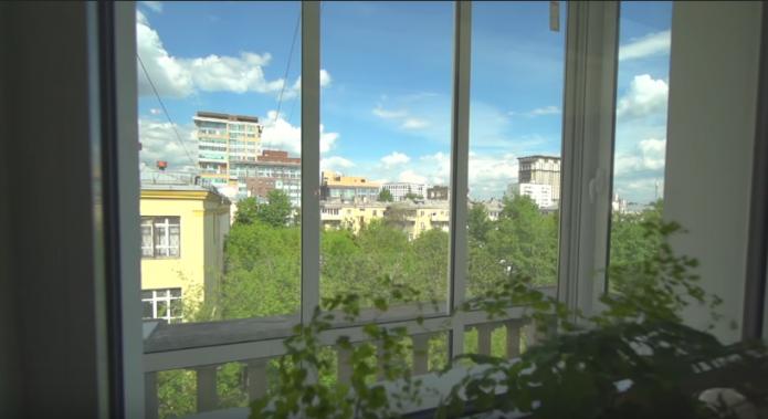Вид из окна на новостройки Ирины МуравьевыИрины Муравьевы