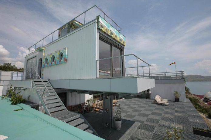 Дом Дмитрия Кисилёва в Крыму