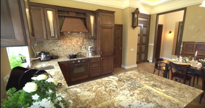 Кухня Ирины Муравьевы