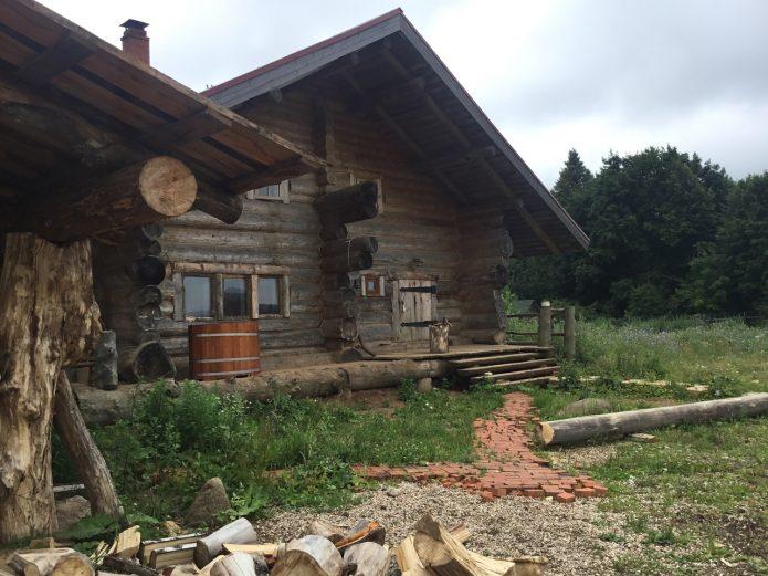 Дом Германа Стерлигова в Московской области